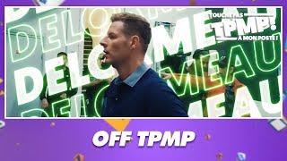 OFF TPMP : Matthieu qui veut remplacer Cyril, Baba et Pascal Obispo se chamaillent...