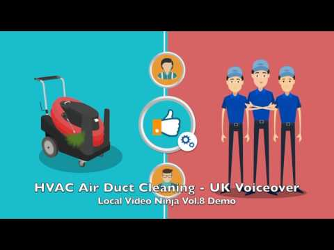 HVAC Air Duct Cleaning Lead Generation Video
