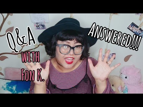 Q&A with Fon K. | Experience with Kpop & Asian Fashion