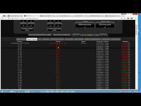 Безотказная прибыльная стратегия для казино 999dice