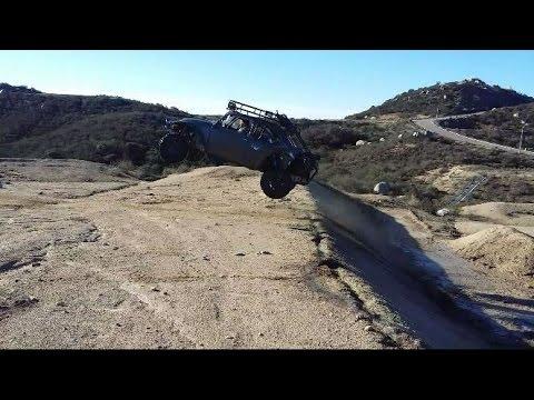 Baja bug jump