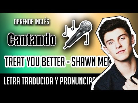 Treat you Better - Shawn Mendes (Official...