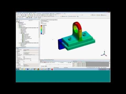 Advanced Postprocessing in Workbench | ANSYS e-Learning | CAE Associates