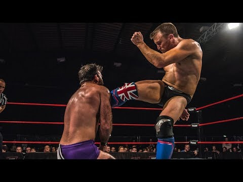Travis Banks vs. David Starr (WCPW Loaded: September 14th, 2017 - Part 1)