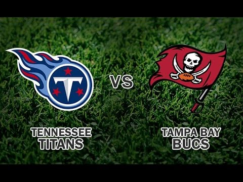 Tennessee Titans vs Tampa Bay Bucs Preview #TENvsTB