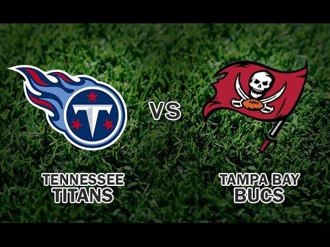 Tennessee Titans vs Tampa Bay Bucs Preview #TENvsTB
