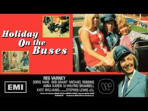 Holiday on the Buses (1973) Reg Varney - Stephen Lewis - Doris Hare - Bob Grant - DVD Fan Commentary
