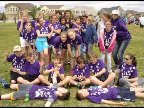 Meiklejohn Elementary School Field Day May 2014