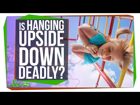 Can Hanging Upside Down Kill You?