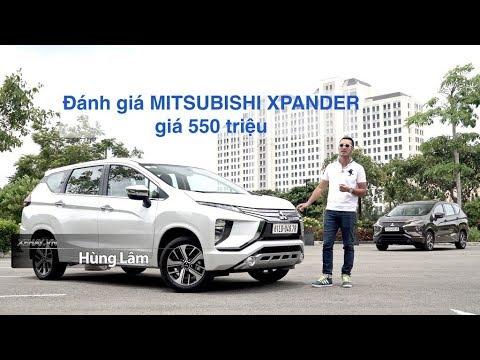 |4K| nhận xét chi tiết Mitsubishi #Xpander giá 550 triệu - CÓ ĐÁNG TIỀN? |XEHAY.VN|