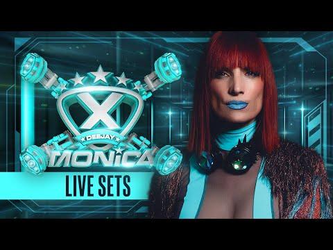 DJ MONICA X @ MUSICA UNO  TVE 1, MADRID. 05072004.