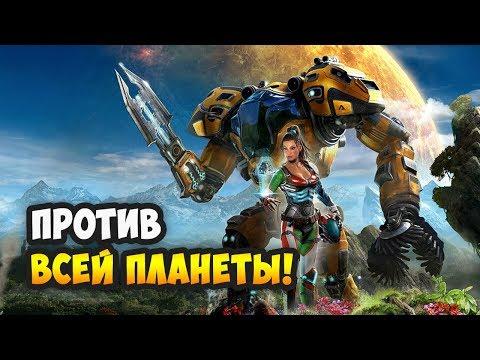 НОВАЯ ЭКШН-RPG СТРАТЕГИЯ 2020! - The Riftbreaker (Demo). Суровое выживание в тяжелом мехе