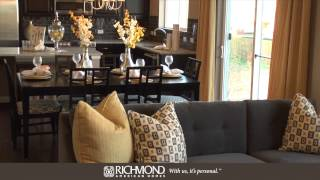 New Homes In Colorado: The Whitman Floor Plan By Richmond American Homes