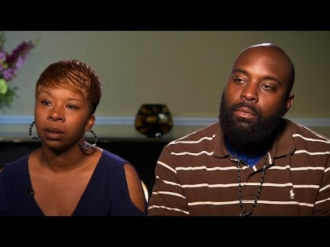 Michael Brown's parents meet with Eric Holder