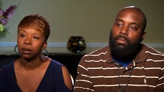 Michael Brown\'s parents meet with Eric Holder