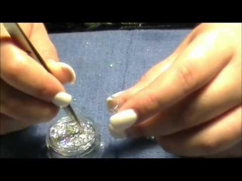 aquarium nail tutorial