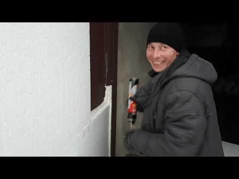 Как правильно утеплить гаражные ворота пенопластом