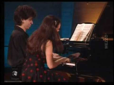 Johannes Brahms - Danse Hongroise №5  Sergio Tiempo & K.Lechner