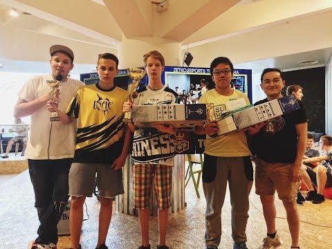 IE Clash Royale - Prague, Zetko 28.05. 2017 CZ/SK Championship
