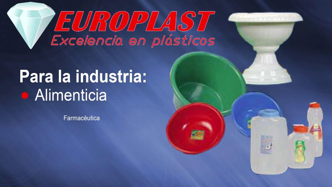 EUROPLAST - Productos de plástico, de inyeccion y soplado ...
