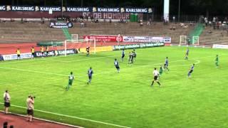 Höhepunkte FC 08 Homburg - SV Eintracht Trier 05