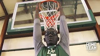 7'6 Tacko Fall The Tallest High School Player Dominates Senior Year. Official Mixtape Vol. 2