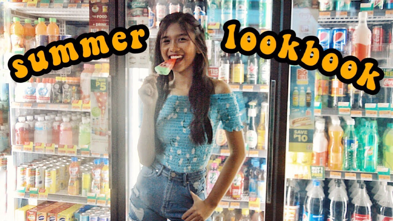 Summer Outfit Ideas Lookbook 2018 2