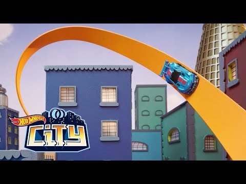 Official Trailer | Hot Wheels City | Hot Wheels