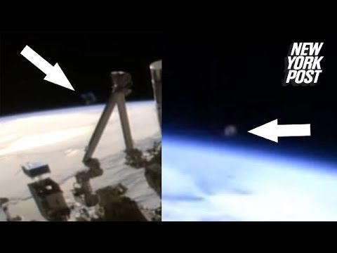 The UFO Footage NASA Doesn't Want You To See