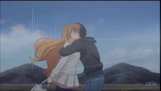 thấy là yêu thương( amv anime golden time ).