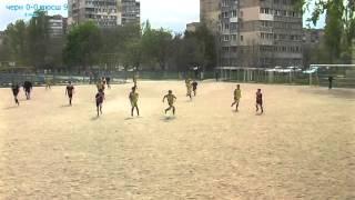 ДЮФК Черноморец (Одесса) 0:0 ДЮСШ-9 (Одесса) 2 тайм