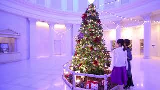新横浜プリンスホテルで過ごすクリスマス