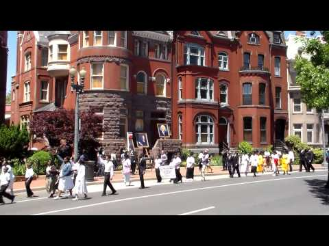 United House of Prayer Annual Memorial Day Parade (3/3)