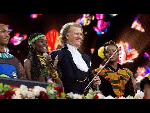 André Rieu - Oh Happy Day (Feat. Harlem Gospel Choir & Soweto Gospel Choir)