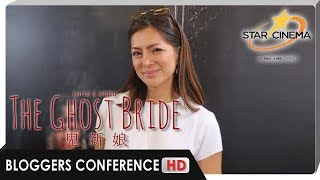 [FULL] 'The Ghost Bride' Bloggers Conference with Alice Dixson