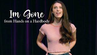I'm Gone - Claire Rice - Hartt School Senior Showcase