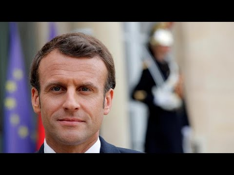 The EU cannot be held 'hostage' to Brexit crisis, says Macron