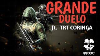 O GRANDE DUELO!! ft. TRT CORINGA | COD GHOST