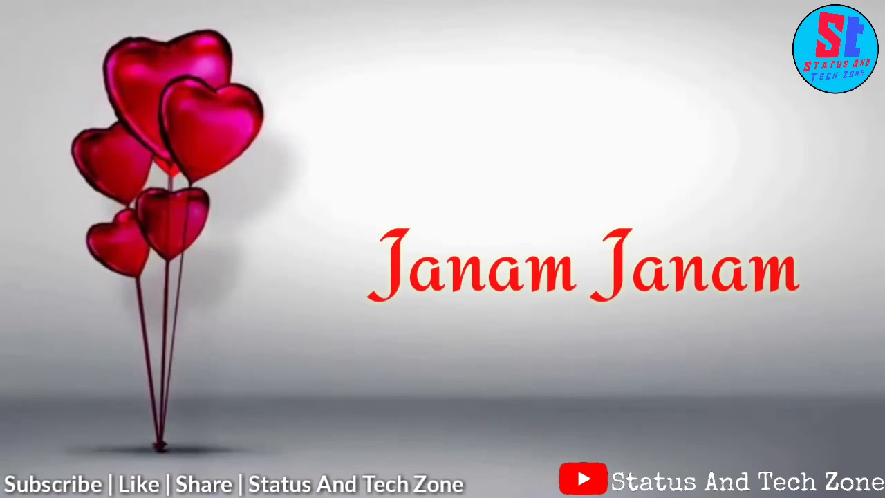 Janam Janam (Bholi Bhali Meri Maa) Lyrics - PPNH   Whatsapp Status   Atif  Aslam