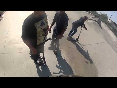 GOPro ride#2 hairy pope