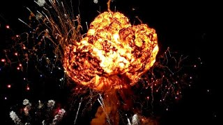 500 Gallon Fireball! The Supernuke @ Sky Wars 2020