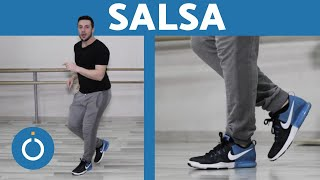Basic SALSA Steps - Front Double Cross