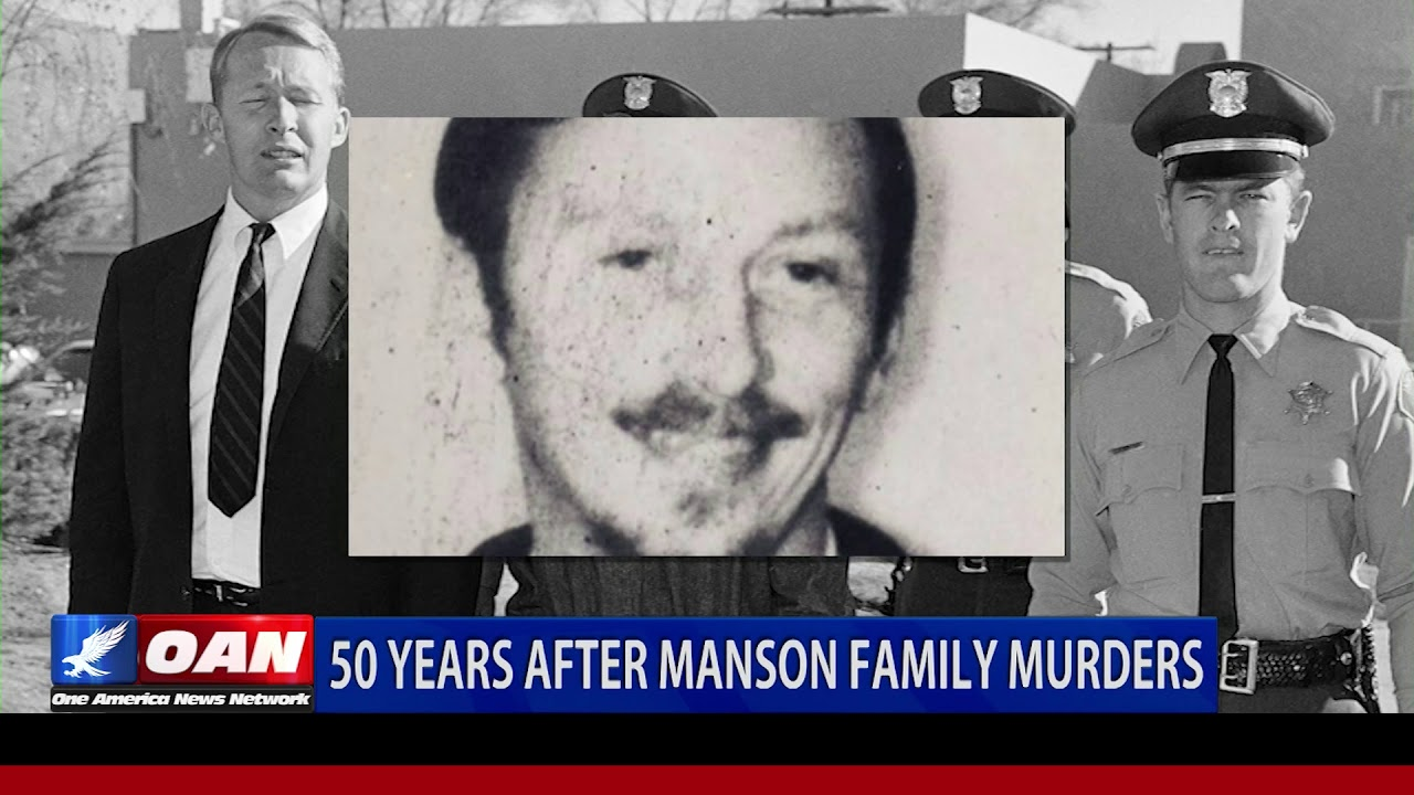 OANN 50 years after Manson Family murders