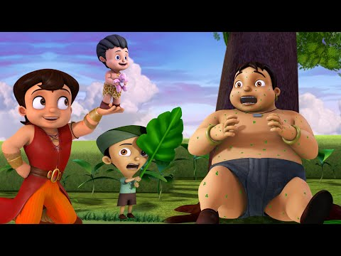 Super Bheem – Kya Ajeeb Bimari Hai! | Hindi Cartoon for Kids
