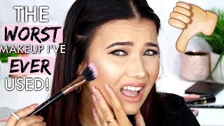 The WORST Makeup I Have EVER Used! Haul + First Impressions | Copycat Beauty