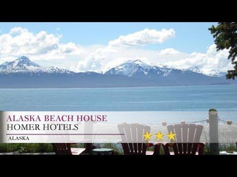 Alaska Beach House - Homer, Alaska