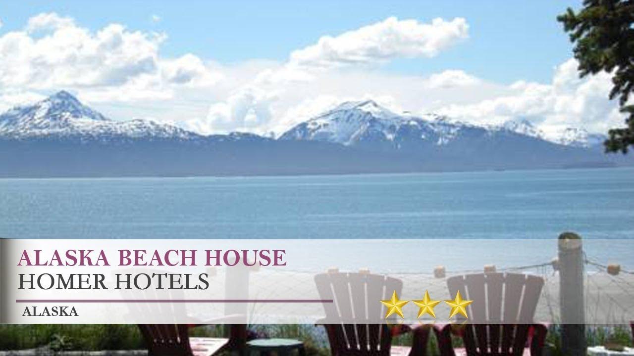 Alaska Beach House Homer