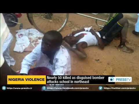 Nearly 50 People Killed As Disguised Bomber Attacks School In Nigeria