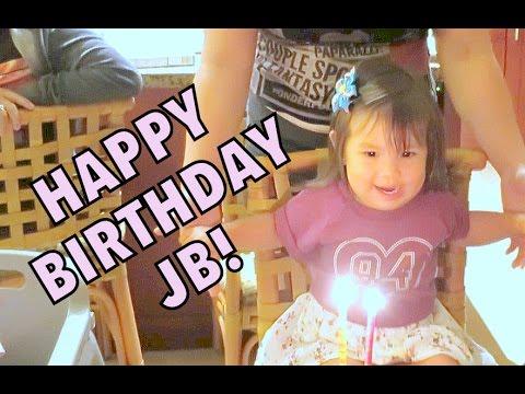 Julianna Turns TWO! - October 18, 2014 - itsJudysLife Daily Vlog