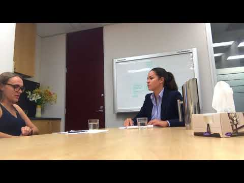 Client interview- Laws Lawyers Society